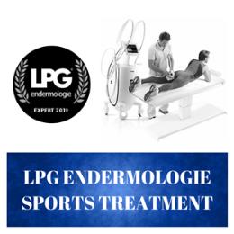 LPG Endermologie Sports Treatment- 25 Minutes