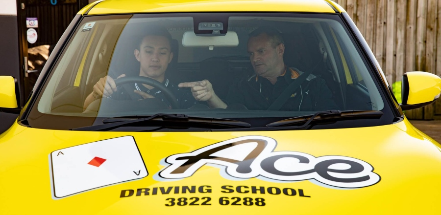 ace driving school Brisbane