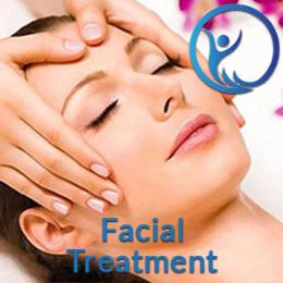 Facial Treatment- 1h 15min