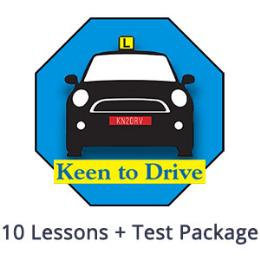 10 Auto Lessons + Test