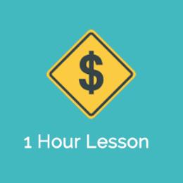 1 x Automatic Lesson