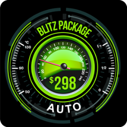 Auto Blitz Your Test Package
