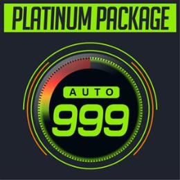 (4) Auto Platinum Package