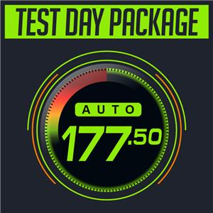 Auto Test Day Package