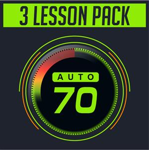 Auto 3 Lesson Package