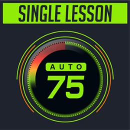 (9) Auto Single RACQ-approved Lesson