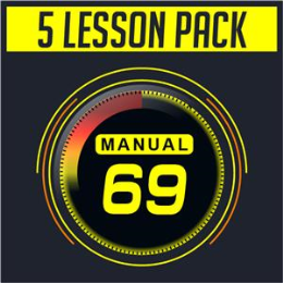 (6) Manual Silver Package