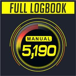 (3) Manual Full Log Book Hours Package