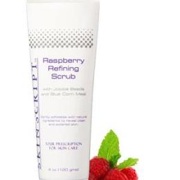 Raspberry Refining Scrub