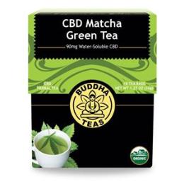 CBD Matcha Green Tea Organic