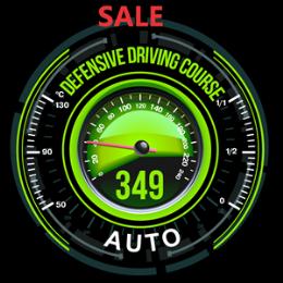 (1) Auto Defensive Driving