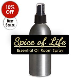 Spice of Life Room Spray, 4 oz