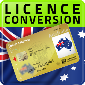 Auto Overseas Licence Conversion