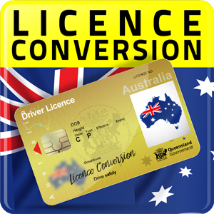 Manual Overseas Licence Conversion