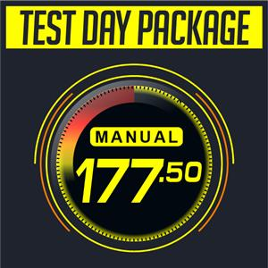 """<p>Ready for your test?</p> <p>Our <span style=""""color: #800000;""""><strong>Test Day Package</strong></span>gives you the piece of mind to sit your test in confidence.</p> <p>Package includes:</p> <ul class=""""padLg""""> <li>Use of Rightway Driving School's time slot with Dept of Transport (*if available, limited capacity).</li> <li>45 minute pre-test """"settle the nerves"""" driving lesson.</li> <li>Test Centre preparation. (15 minutes)</li> <li>Use of your Instructor's car for the test.</li> </ul> <p><a href=""""/Product/649.6662/Auto-Test-Day-Package"""" title=""""Auto Package"""">Auto Packages also available - click here</a></p> <p>Note: We recommend booking early to get your preferred time and test date. Package does not include transport department booking fee ($66 payable at time to booking if we make the booking for you).</p> <p>Terms and Conditions:</p> <ol> <li>Standard terms and conditions apply.</li> <li>Offer available to existing customers only.</li> <li>Dept of Transport booking fees not included - currently $66, payable at time of booking.</li> <li>Dept of Transport booking fee is not refundable if cancellation periods are not satisfied.</li> <li>Minimum notification periods apply for cancellations</li> </ol> <p> <script> $(document).ready(function(){     $(""""#ctl00_ContentPlaceHolder_imgProduct"""").addClass(""""img-size"""");    $(""""#ctl00_ContentPlaceHolder_hdrPrice"""").addClass(""""subheader"""");   $(""""#ctl00_ContentPlaceHolder_lblProduct"""").addClass(""""subheader"""");  $(""""#ctl00_ContentPlaceHolder_hdr1"""").addClass(""""subheader""""); }); </script> </p>"""