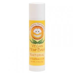 Hemp Lip Balm - Natural