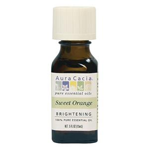 "<h1><span style=""font-size: 14pt; color: #008080;"">Aura Cacia Sweet Orange Essential Oil 0.5 fl. oz.</span></h1>