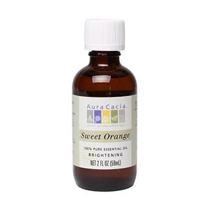 """<div class=""""row""""> <div class=""""product_name col-xxs-16 col-xs-16""""> <h1><span style=""""font-size: 14pt; color: #008080;"""">Aura Cacia Sweet Orange Essential Oil 2 fl. oz.</span></h1> <p></p> </div> <ul> <li><span style=""""font-size: 12pt;"""">Citrus sinensis</span></li> <li><span style=""""font-size: 14pt; color: #000000;""""><span style=""""font-size: 12pt;"""">United States/Brazil</span></span></li> </ul> </div> <p></p> <p><span style=""""font-size: 14pt; color: #000000;""""><span style=""""font-size: 12pt;"""">Pressed from the peels of ripe oranges, sweet orange essential oil is like a burst of sunshine on a fresh summer day. Sweet orange oil will lift your spirits, brighten your mood and refresh the air around you. Sweet orange's gentle, clarifying nature cheers the heart and brightens the mood. Diffuse it often to maintain a wholesome, positively charged atmosphere. </span></span></p>"""