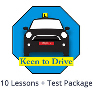<p>10 x Driving Lessons + Test</p>