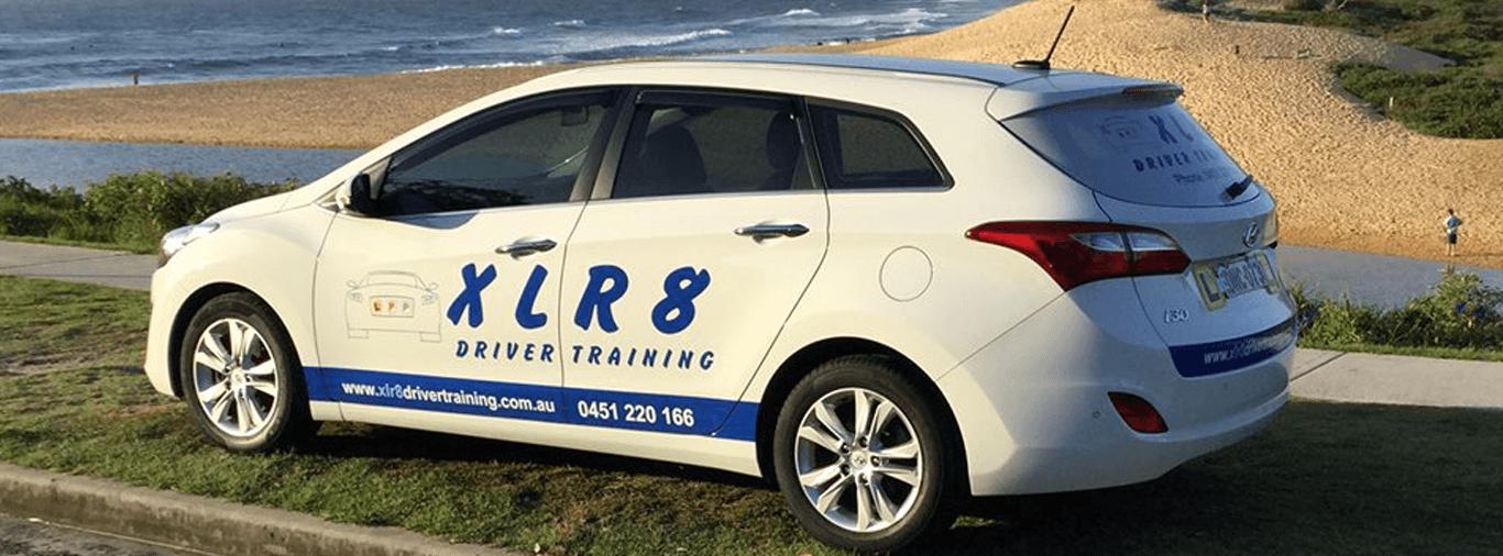 XLR-8 Driver Training