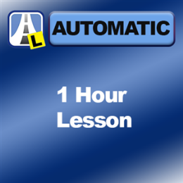 1 Hour Lesson Automatic