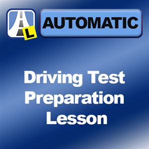 <p>2 hour driving lesson, includes tips and handouts to prepare you for your driving test.</p>