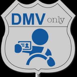 DMV Only