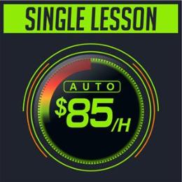 1 Hour Lesson Auto