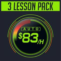 3 Lesson Pack Auto