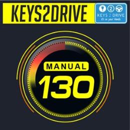 Keys2Drive Pack Manual