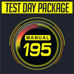 Test Day Package - Manual