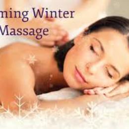 30 min Massage + SOQI FIR WINTER SPECIAL