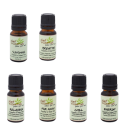 Plant Essential Oil Blends