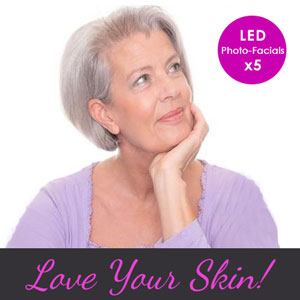 """<h4 class=""""services padLg"""">Effects of 633nm Red Lightfor Facial Rejuvenation</h4> <ul class=""""padLg""""> <li class=""""placeHolders""""><em class=""""fa fa-check-circle""""></em>Reverses the effects ofchronological aging andphoto-aging (sun damage)</li> <li class=""""placeHolders""""><em class=""""fa fa-check-circle""""></em>Minimizes the appearance of fine lines, wrinkles,crows feet, laugh lines and brow lines</li> <li class=""""placeHolders""""><em class=""""fa fa-check-circle""""></em>Increases production of collagen, elastin andcertain enzymes imperative for keeping your skinfirm and smooth</li> <li class=""""placeHolders""""><em class=""""fa fa-check-circle""""></em>Improves blotchiness, redness, uneven skin tone,hyper-pigmentation and texture</li> <li class=""""placeHolders""""><em class=""""fa fa-check-circle""""></em>Tones sagging skin</li> <li class=""""placeHolders""""><em class=""""fa fa-check-circle""""></em>Improves skin clarity and muscle tone</li> <li class=""""placeHolders""""><em class=""""fa fa-check-circle""""></em>Brightens dull looking skin</li> <li class=""""placeHolders""""><em class=""""fa fa-check-circle""""></em>Improves puffiness and dark circles around eyes</li> <li class=""""placeHolders""""><em class=""""fa fa-check-circle""""></em>Improves oily complexion and acne marks</li> <li class=""""placeHolders""""><em class=""""fa fa-check-circle""""></em>Improves thin, dehydrated, easily damaged skin</li> </ul> <h4 class=""""services"""">Brighter.. Firmer.. Younger..</h4>"""