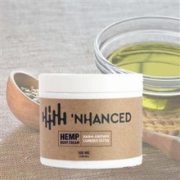 Nhanced CBD Body Cream