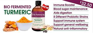 <h2><strong>Health benefits of Bio-Fermented Turmeric with Ginger & Black Pepper</strong></h2>