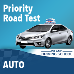 Priority Road Test