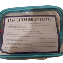 Lash Extension After Care Kit