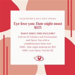Eye Love You: Date Night Must