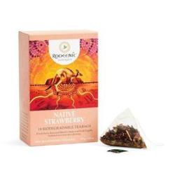 Native Strawberry Tea Bags