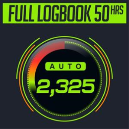 Full Logbook 50 Hours
