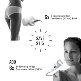 Endermologie Body & Face Treatment Package