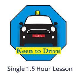 Single 1.5 Hour Auto Lesson