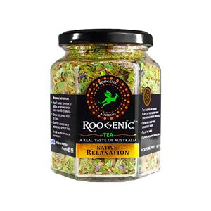 <p>If you are the one in three Australians that are struggling with sleep, then out Roogenic Native Relaxation Tea could be for you. It is designed with 5 Australian native plants, which have traditionally been used by Indigenous Australians for thousands of years to help relax the mind, relax the body, encourage a deep and consistent sleep and even help with aches in the body.</p>