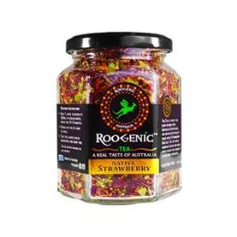 Native Strawberry Loose Leaf Jar