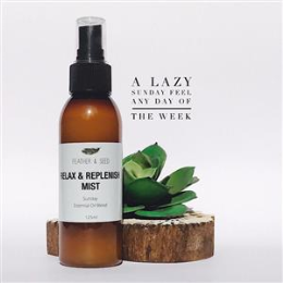MIST RELAX & REPLENISH...for Calm & Tranquility