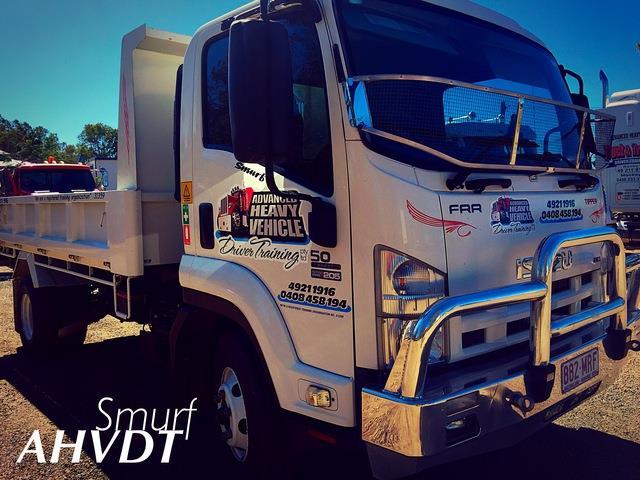 Medium Rigid | Advanced Heavy Vehicle Driver Training