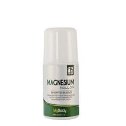 Mg Body Magnesium Sports Roll On 60ml
