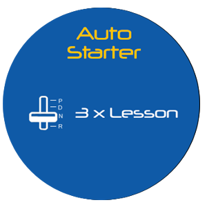 Auto Starter Package - 3.5 hrs of Lessons