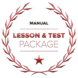 Manual Lesson and Test